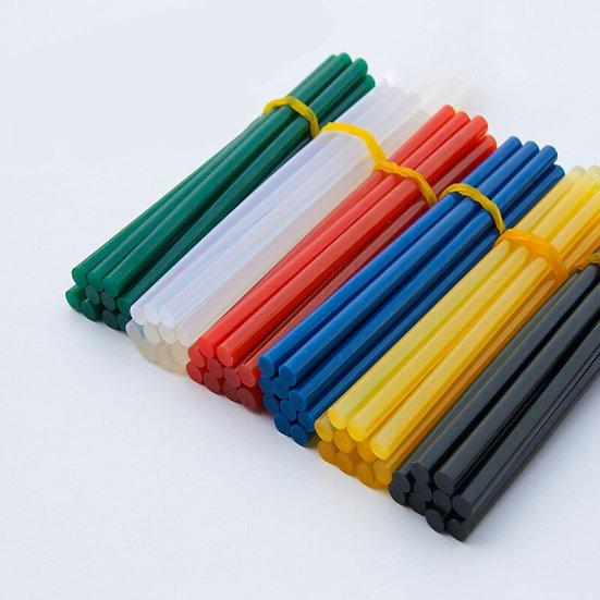Color Glue Stick 10pcs 7/11x270mm