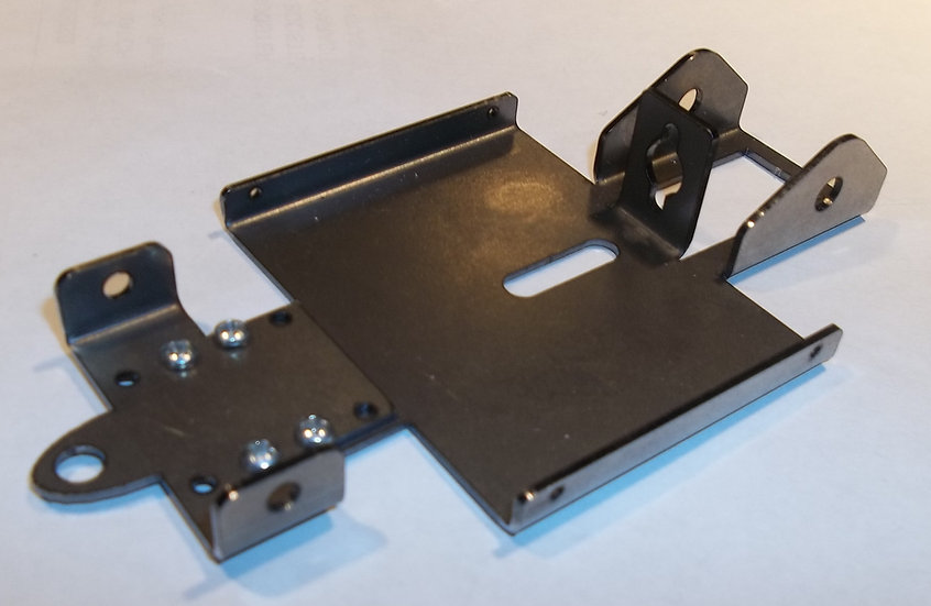 LVJ Charger Chassis