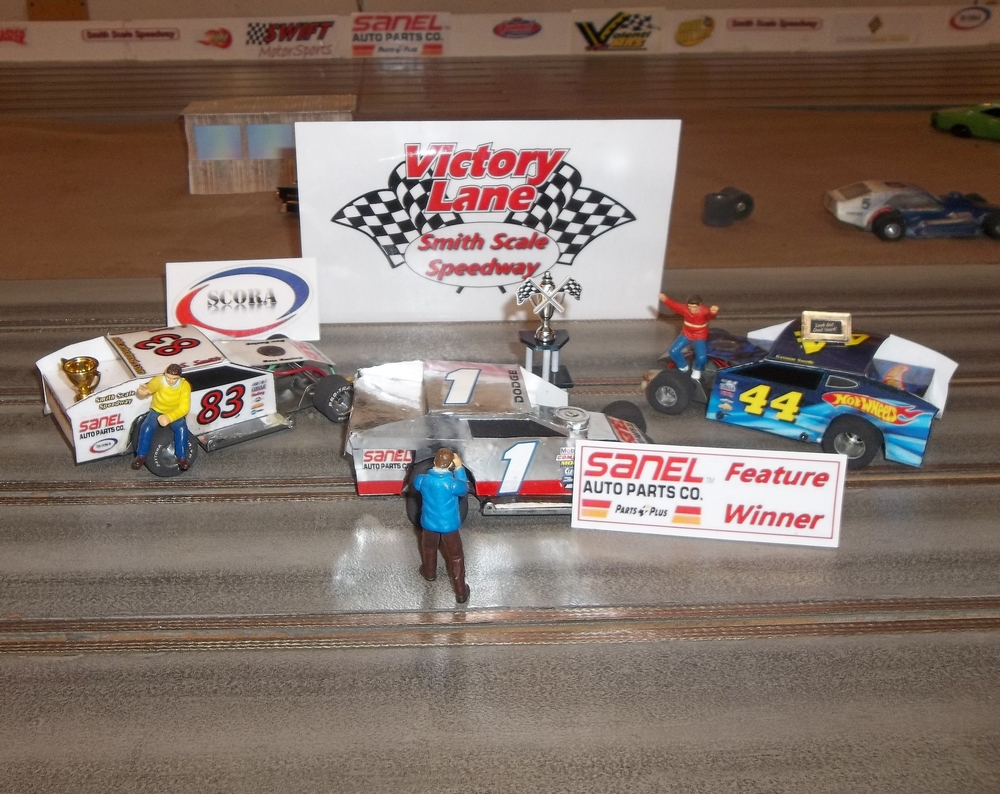 Dirt Modified | 1/32 Bodies | Slot Cars | Charlestown | Smith Scale