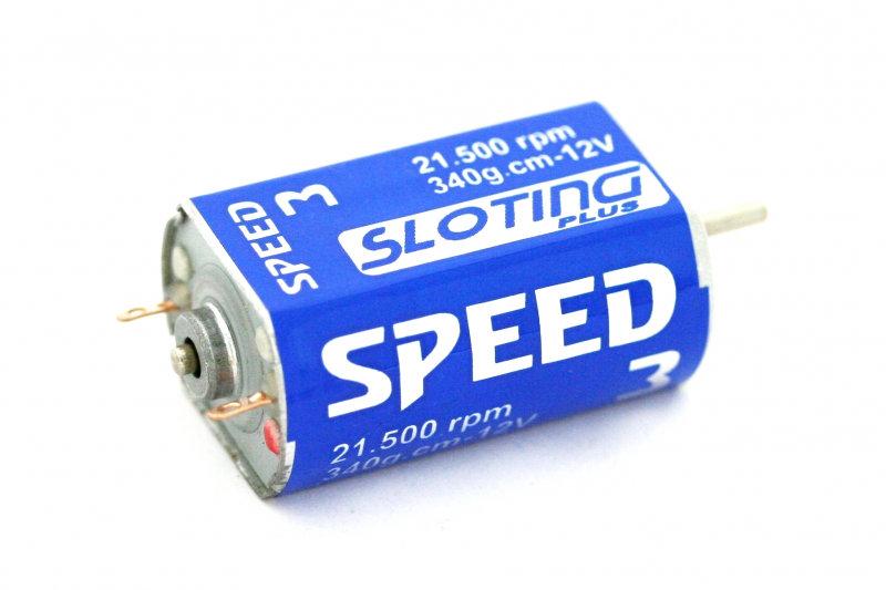 Sloting Plus Speed 3 Motor