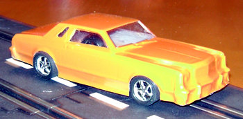 1976 Ford Granada 1/32 body
