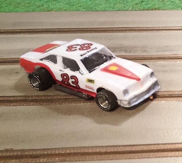 1975 Pontiac Ventura 1/32 body