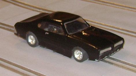 1969 Pontiac GTO 1/32 body
