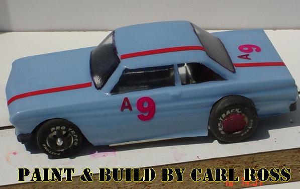 1965 Ford Falcon 1/32 body