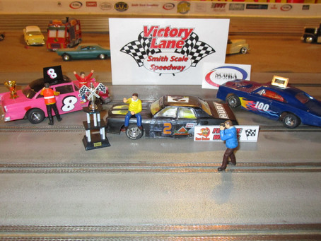 March 3 Victory Lane