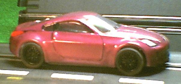 2003 Nissan 350Z 1/32 body