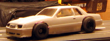 1984 Ford Mustang 1/32 body