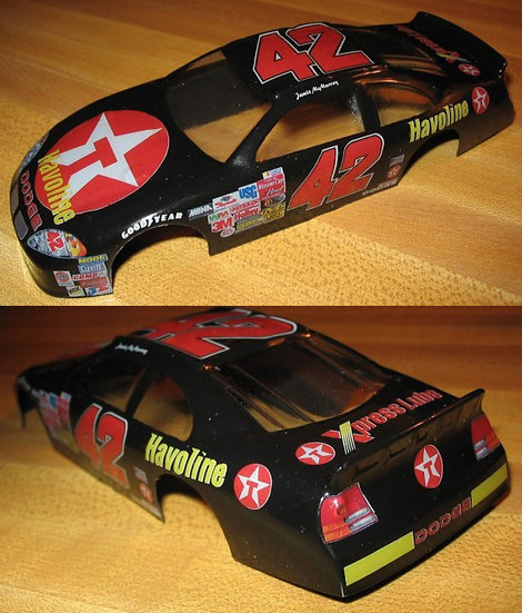 2003 Intrepid Stock Car 1/32 body