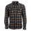Thumbnail: Stacked OGR Logo Overshirt Navy Check