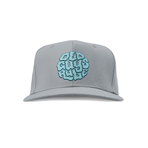 Old Guys Rule Cap, Wave Logo