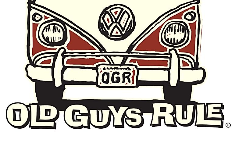 Old Guys Rule VW