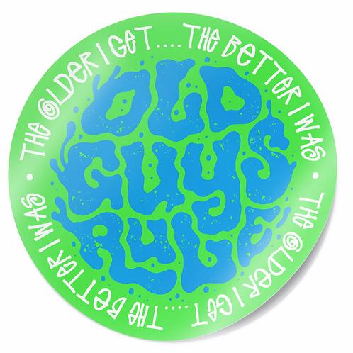 Sticker, Trip Type, Green