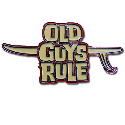 Old Guys Rule Magnetic Bottle Opener