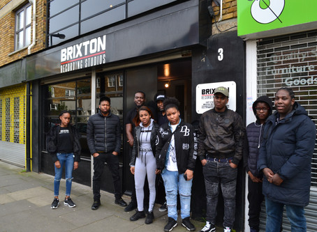 Motivating Brixton's youth