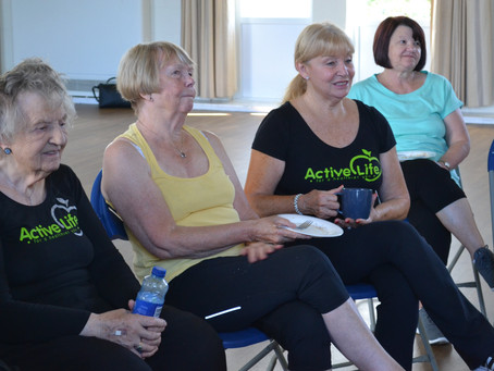 Southend residents keep fit with Active Life for a Healthier You CIC