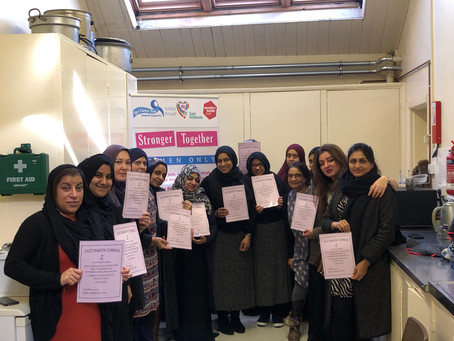 Funding raised for local women empowerment project in Leicester