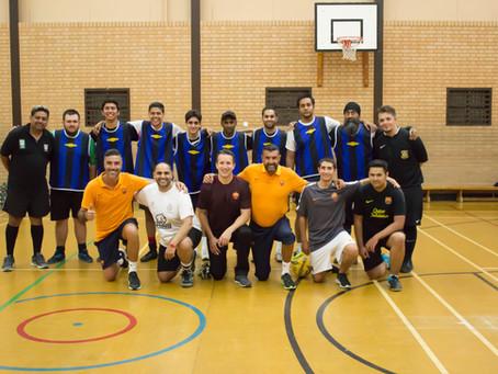 Inclusive Football team