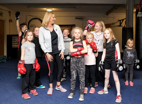 Ripley Amateur Boxing Club Helping Youngsters
