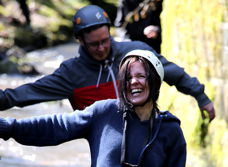 Bolton outdoor adventure charity thrives