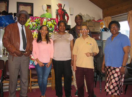 Derby West Indian Community Association Celebrate