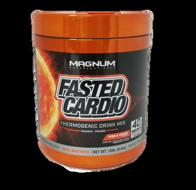 Magnum Fasted Cardio