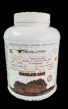 Whey Isolate-Chocolate Cake