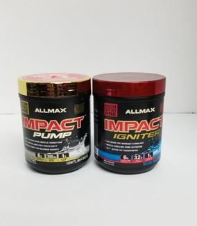 Allmax IMPACT IGNITER & IMPACT PUMP