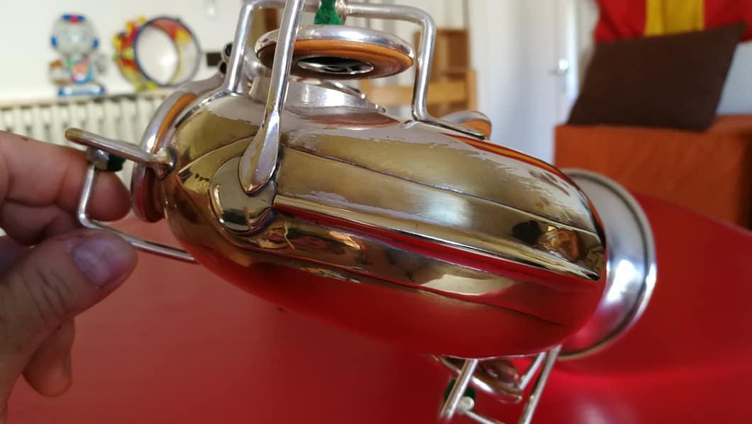 Sax Alto Selmer Mod28 argenté
