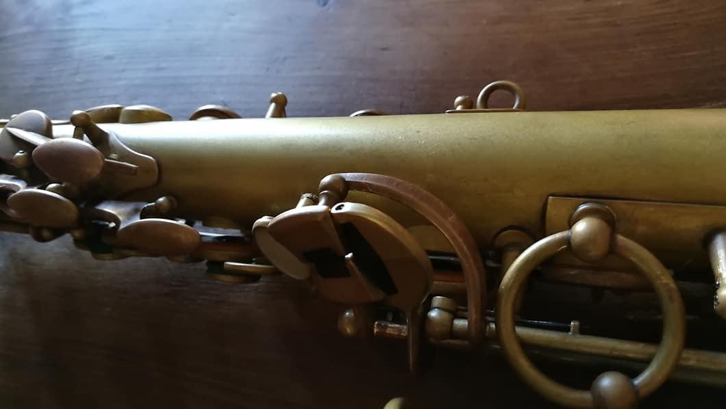 Sax Alto Cigar Cutter