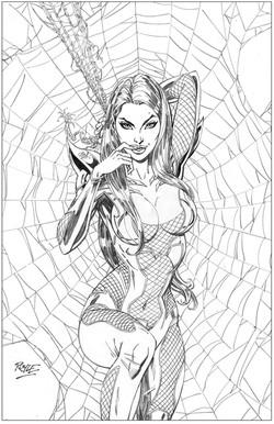 GRIMM UNIVERSE SpiderQueen RETAILER PROG