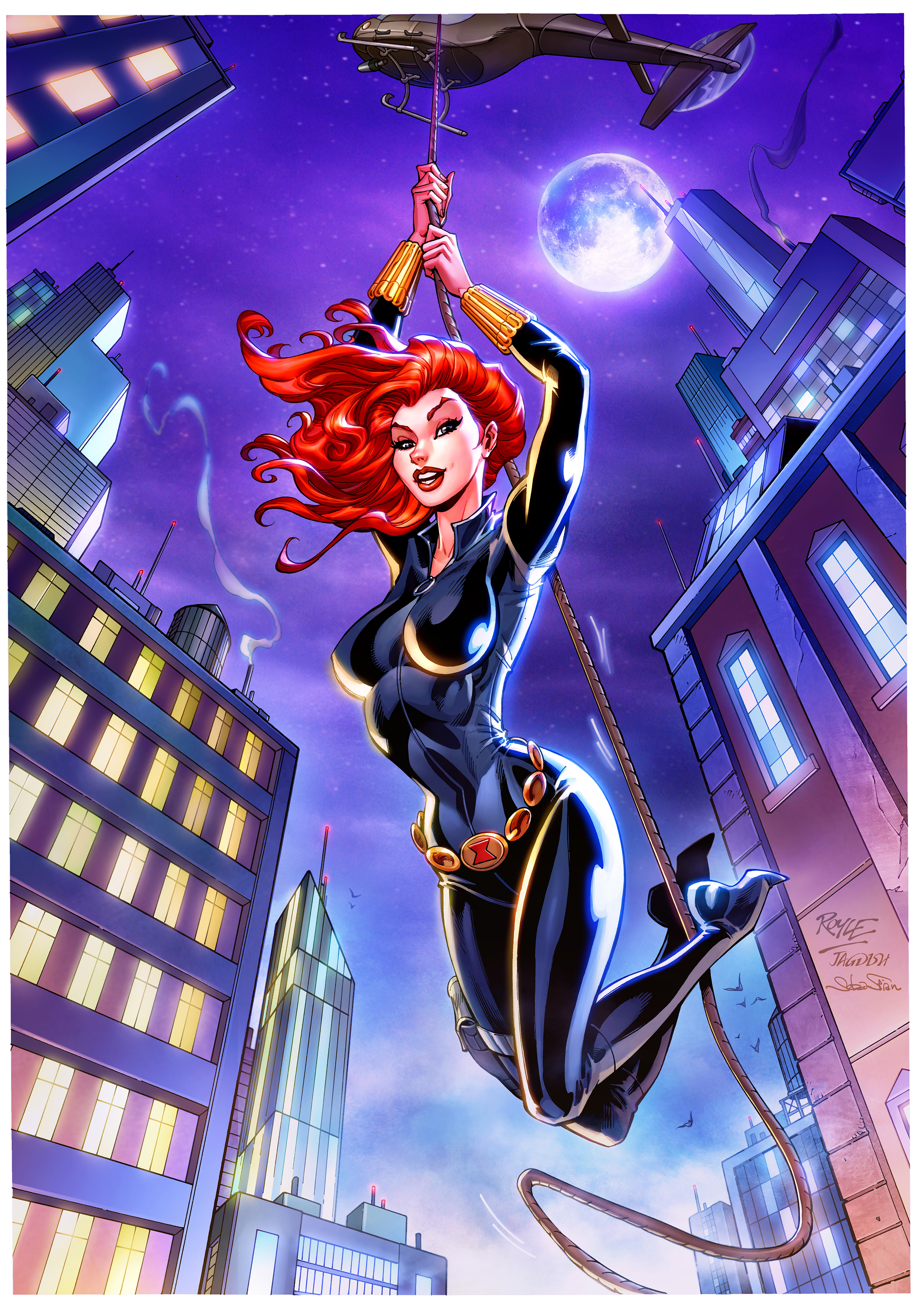 Black Widow_Commission