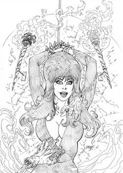 Elvira #7 Cover