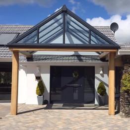 Front Doors & Glazed Canopies