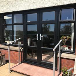 Exterior Door Design