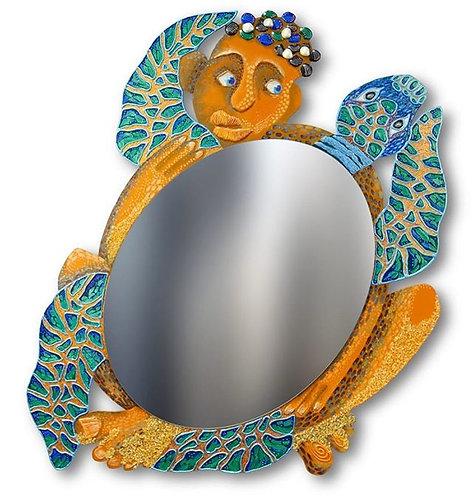 """Зеркало """"Похититель черепах"""""""
