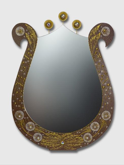 Зеркало «Лира»