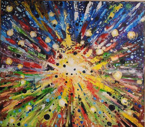 """картина """"Вселенная"""""""