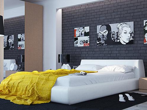 Кровать Vatta 1600