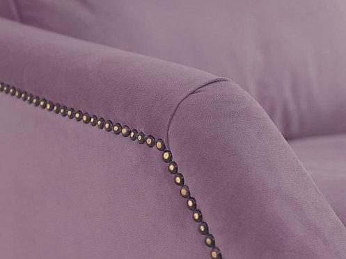 Диван-кровать трёхместный Windsor с молдингом