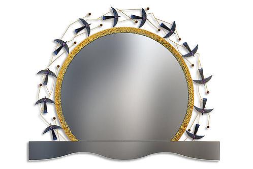 зеркало «Солнечная карусель»