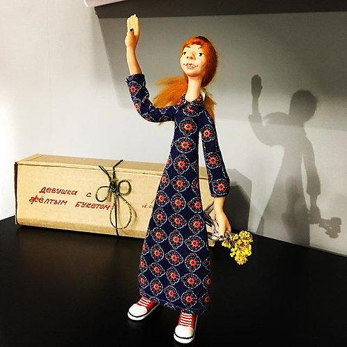 Кукла Red