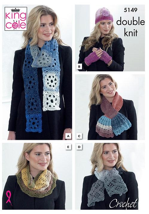 Curiosity 5149 crochet