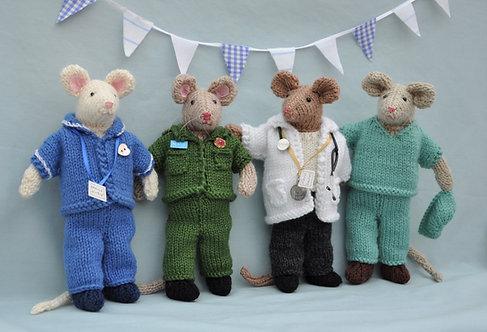 Mouse medic kit