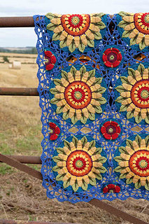Janie Crow Fields of Gold Pattern
