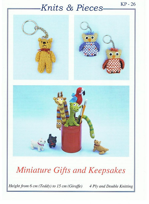 Miniature gifts/toys