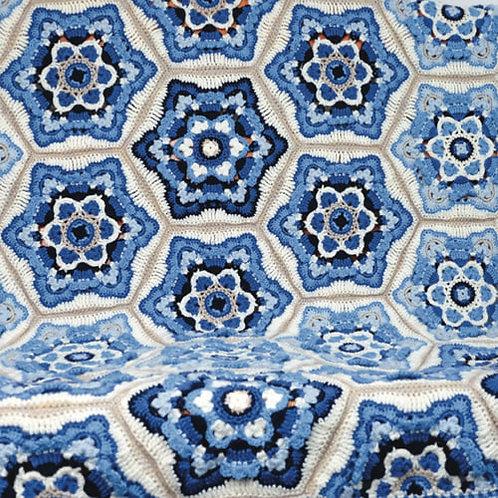 Janie Crow Delft Pattern