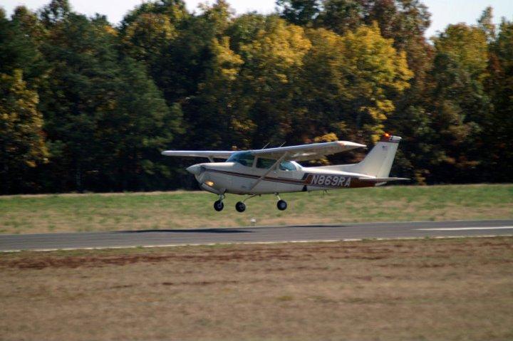 RA landing