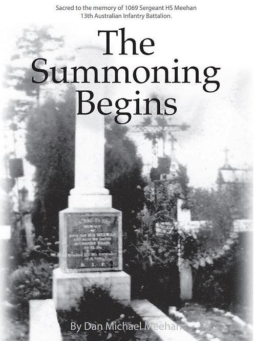 The Summoning Begins Paperback
