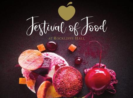 Rockliffe Halls Festival Of Food