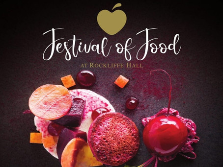 Rockliffe Halls Festival Of Food